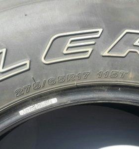 Шины Bridgestone Dueler 275/65/17 HT 840