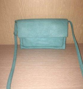 Берёзовая сумка , б/у