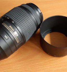 Объектив nikon 55-300MM F/4.5-5.6G ED DX VR AF-S