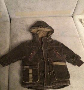 Куртка для мальчика рост 74.