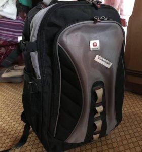 Рюкзак на колёсах Polo, чемодан, 45*30
