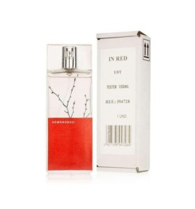 Armand Basi In Red edt 100ml tester