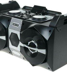 Новый BT,AUX,USB,SD,FM,пульт музцентр 250w привезу
