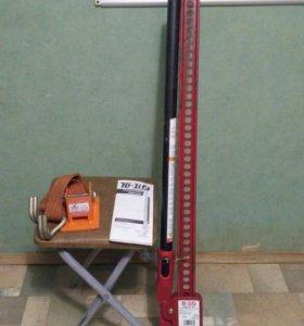 Домкрат реечный Hi-Lift Jack 485, 120см