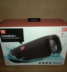 Bluetooth колонка JBL charge3+
