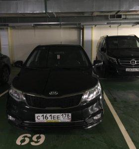 Аренда автомобиля Kia Rio