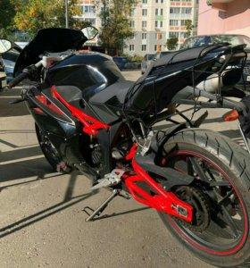 Минск 250Megelli r250