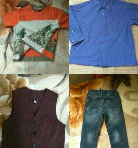 Детская одежда. 92- 110.