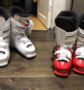 Горнолыжные ботинки 240 мм