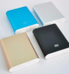 Новый Xiaomi Mi Power Bank 10400 mAh