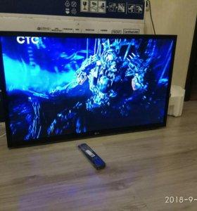Телевизор LG 42LM620T-ZE