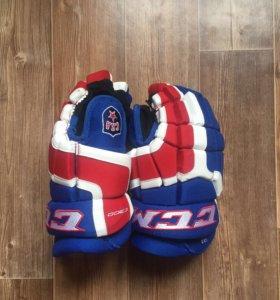 Хоккейные перчатки Хк СКА