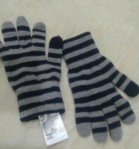 Новые перчатки на мальчика