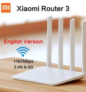 Маршрутизатор Xiaomi Mi WiFi Router3