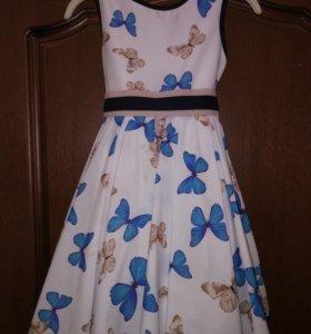 Красивое детское платье Miss Trendy