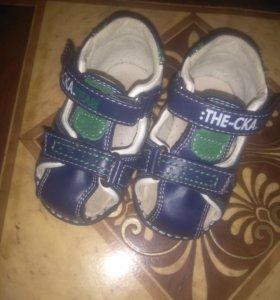 Милые сандальки