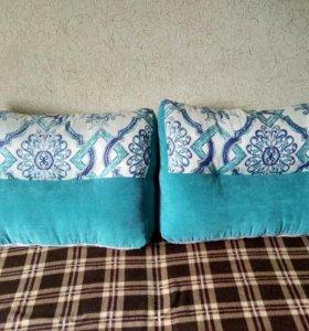 Продам диванные подушки