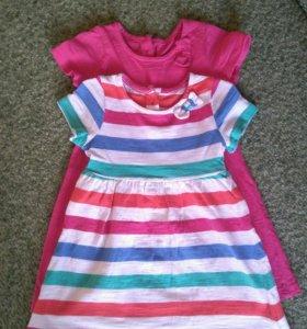 Платье Mothercare 9-12 месяцев 80 см