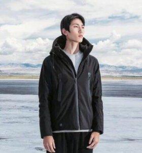 Новая куртка Xiaomi с подогревом