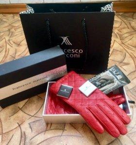 Перчатки, новые, Francesko Marconi