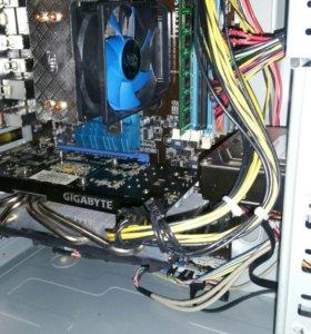Игровой FX-6 ядер 6х4300Ггц. ОЗУ 8Гб.GTX 760.2gb
