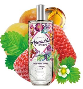 Aquavibe love new