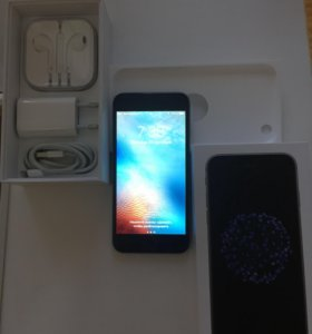 iPhone 6, Space Grey 32gb