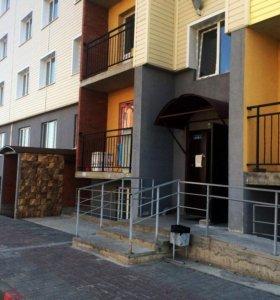 Квартира, свободная планировка, 26 м²