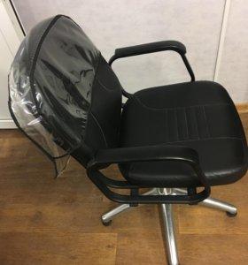 Парикмахерское кресло +зеркало