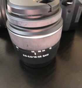 Sony a450 + объектив Sigma 17-70(макро)