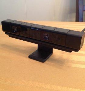 Камера PS4 + подставка для камеры PS4