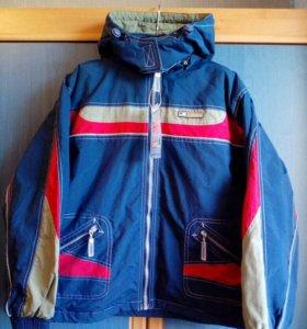 Новый лыжный костюм, размер 128-134