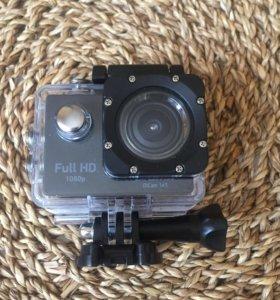 Экшн камера Digma DiCam 145