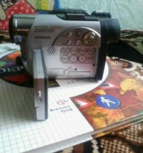 Видеокамера Хитачи,оригинал