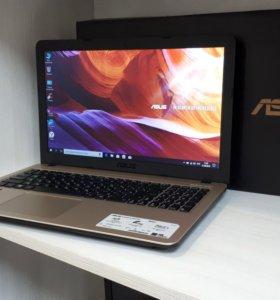 Новый Ноутбук Asus 4-х Ядерный
