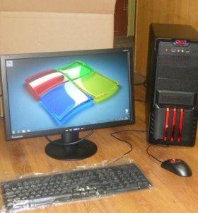 Игровой i5 2310 + 6гб + GTX750 - 1Gb gddr5