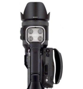 Камера Sony nex-vg30e