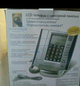 LCD телефон с сенсорной панелью