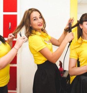 Франшиза уникальной парикмахерской Стрижка-SHOP
