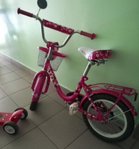 Велосипед(4000)и Самокат (500)