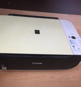 Принтер-сканер canon mp-210