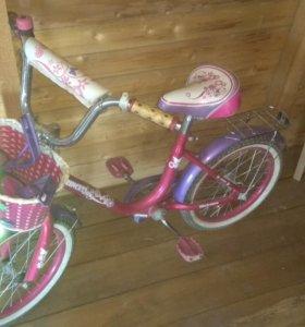Велосипед для ребёнка до 8 лет