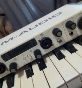 M-Audio m-track mk 2