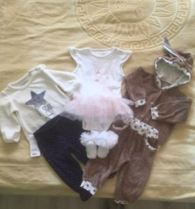 Вещи на девочку (пакетом)