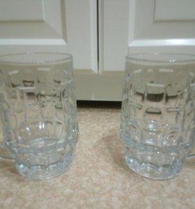 Продаются пивные бокалы
