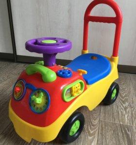 Машина-каталка Kiddieland