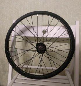 Заднее колесо bmx