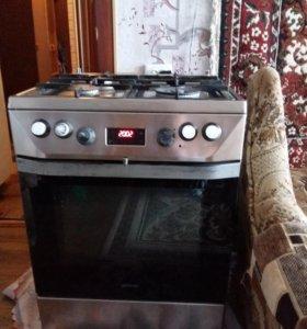 """кухонная плита """"горение"""""""