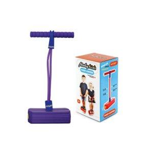 Тренажер для прыжков Moby Kids фиолетовый