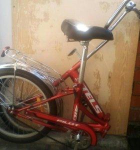 Велосипед новый👇👇👇